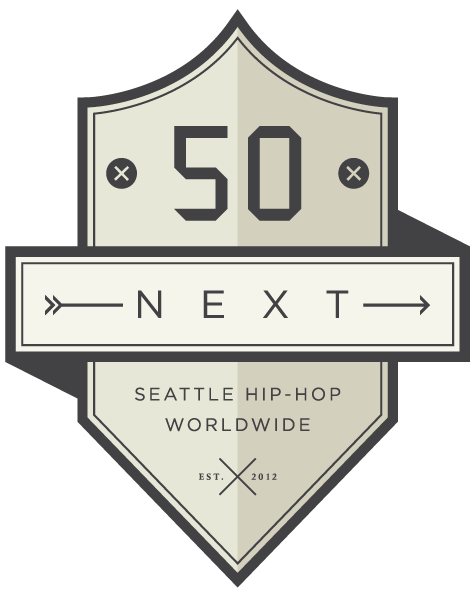 50 Next Seattle Logo